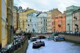 In St. Petersburg, announced a competition to create the brand Made in Saint-Petersburg
