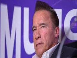 Schwarzenegger arrived in St. Petersburg and marveled at the beauty of Russian women