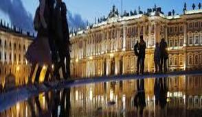 St. Petersburg, the best cultural destination in the world ... third year in a row!