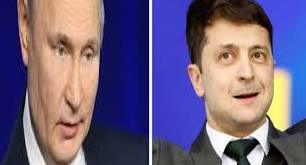 St. Petersburg - The Kremlin responded to Nazarbayev's words about Putin's meeting with Zelensky