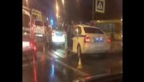 St. Petersburg - Pensioner shot down at a pedestrian crossing on Leningradskoye Shosse