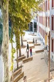 Faculty of Law, Paris. Modernization of Lourcine Barracks / Chartier Dalix Architectes