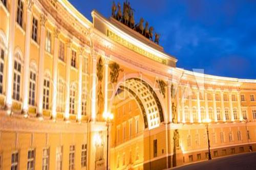 White nights in St. Petersburg. Russia's most European city is a fascinating summer holiday destination