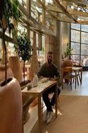 Simon Porte Jacquemus designs the Oursin restaurant in Paris
