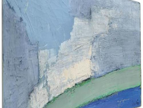A painting by Nicolas de Staël was sold for 20 million euros, a record for the artist